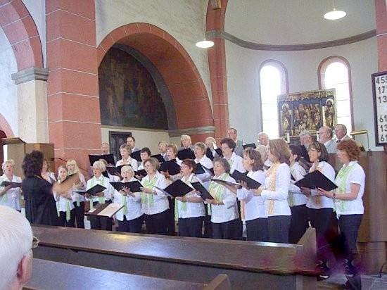 2009- Kreischorfest in Eisenach/ Nikolaikirche / Quelle: H.u. L. Harms