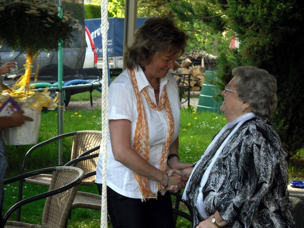 In Gedenken an unsere Gitti- sie hatte zwei Tage vor Marion Geburtstag