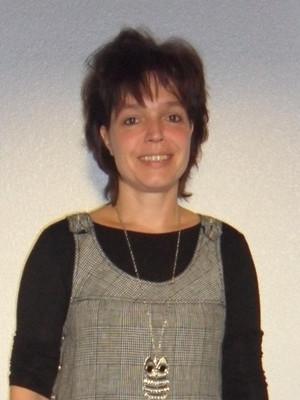 unsere Chorleiterin Katrin Ortmann