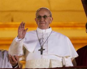 Grazie Dio per averci dato Papa Francesco I.