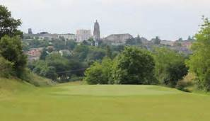 Golf de Bressuire : 18 trous, pitch and putt 18 trous, practice, club house