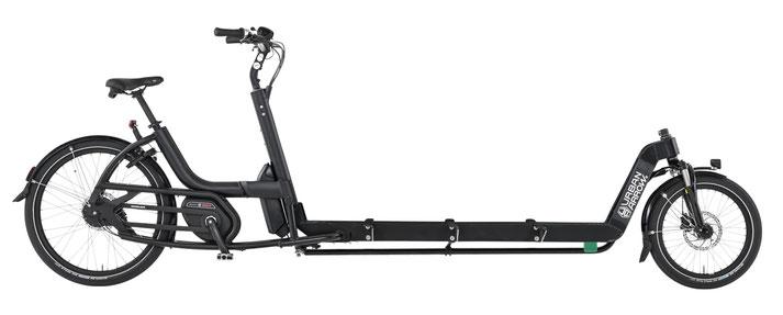 Urban Arrow Cargo XXL, das e-Cargobike - 2020