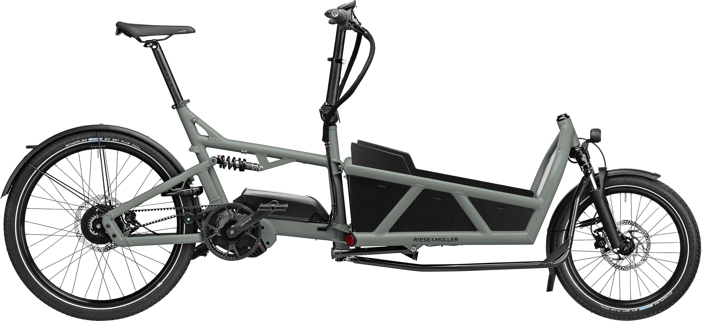 Riese und Müller Load e-Cargobike / Lastenvelo 2019 mit Bosch Antrieb