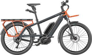 Riese und Müller Cargo e-Bike Multicharger