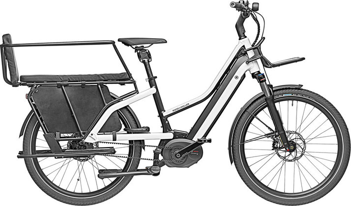 Riese & Müller Multicharger Mixte GT light - 2020