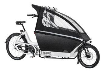 Urban Arrow Family e-Cargobike / Lastenvelo 2019 mit Bosch Antrieb