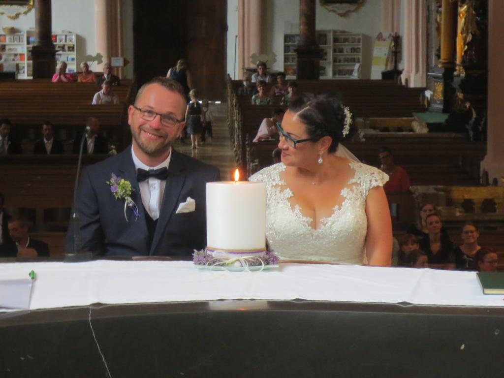 Hochzeit von Zahrah und Robert Wengler