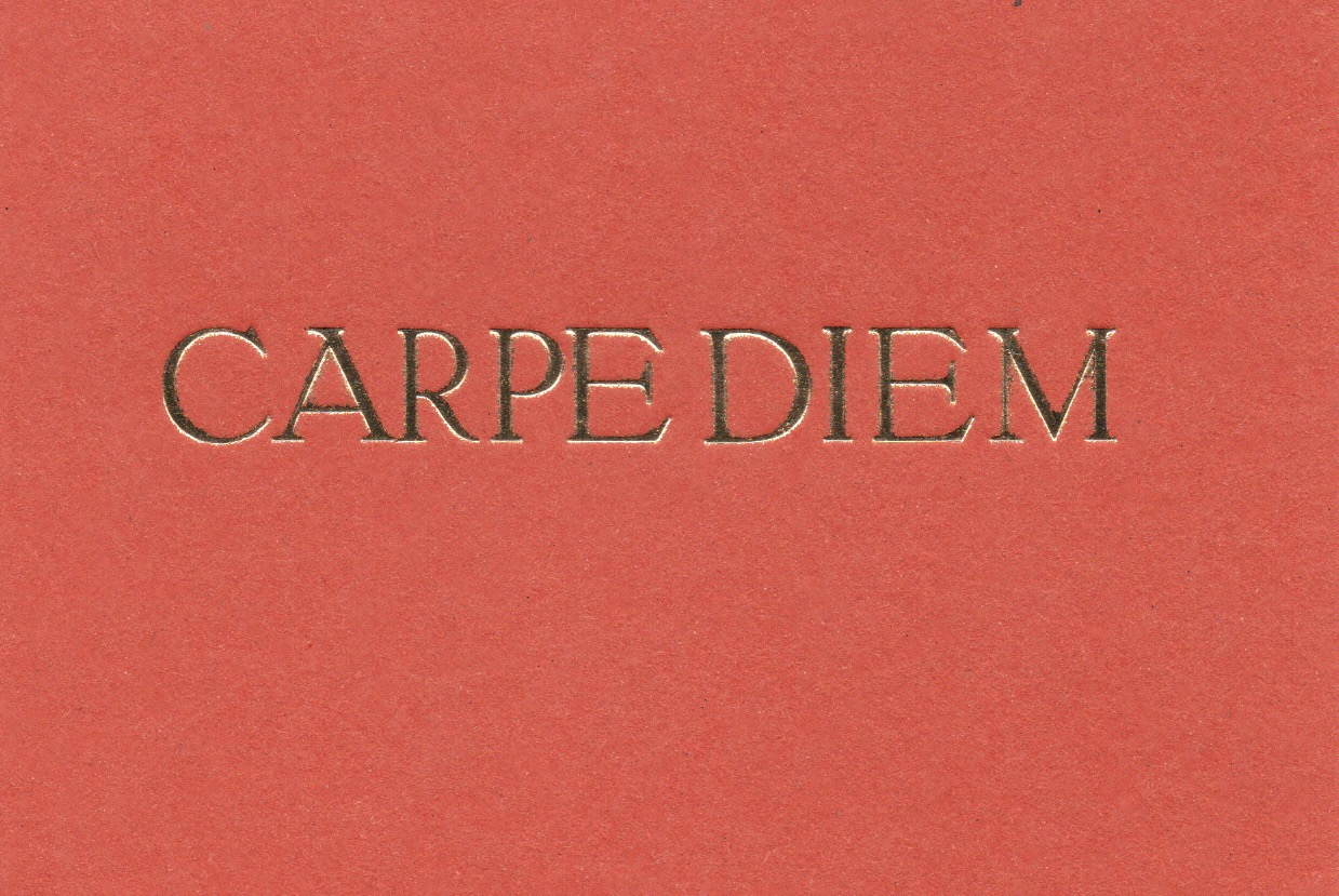 carpe diem gold C6 cotto