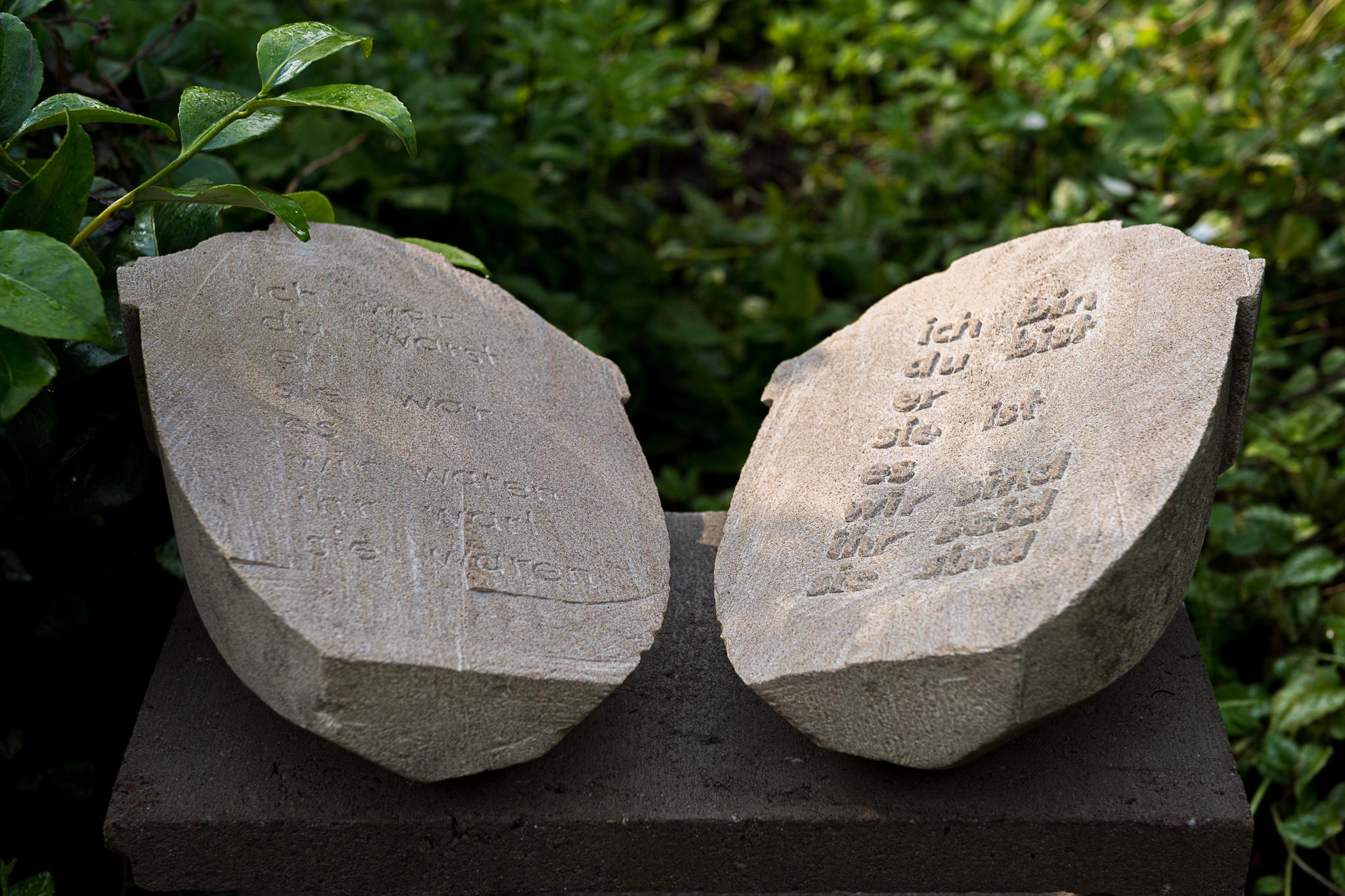 Urnenobjekt von Katja Stelljes