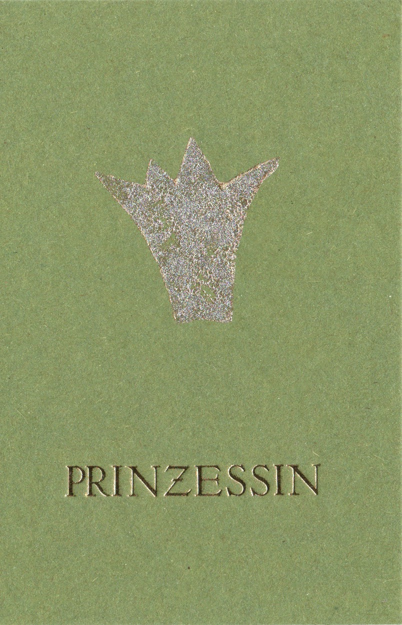 Prinzessin C6 grün