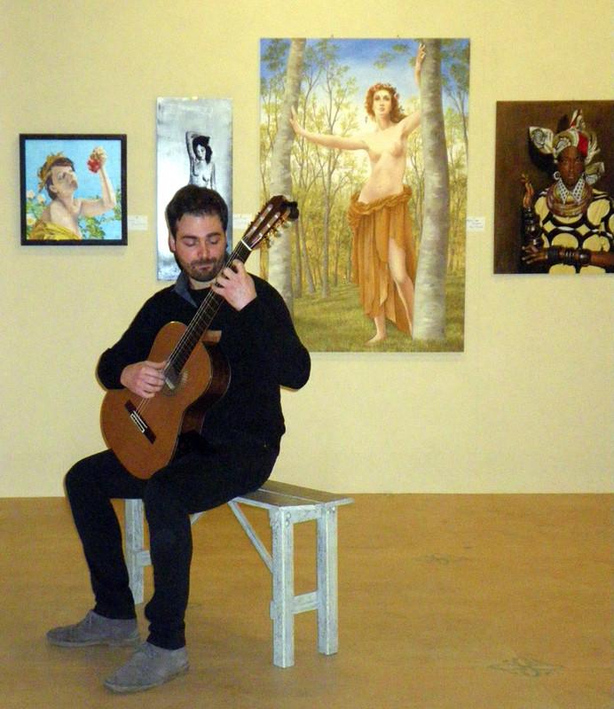 Concerto di Giordano Passini