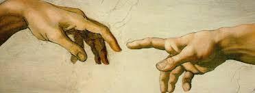 Giudizio universale di Michelangelo, particolare