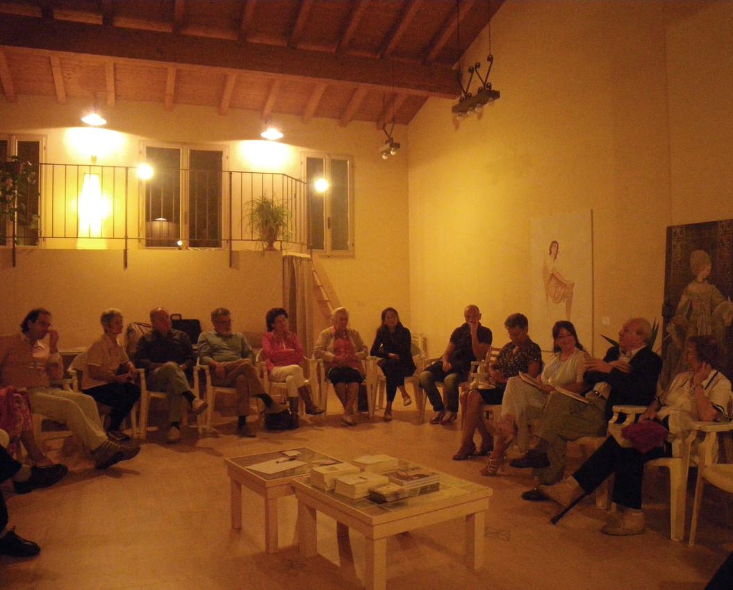 Presentazione libro e Dialogo Filosofico condotto da Erica Oppidi