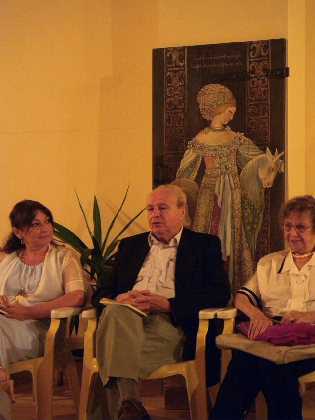Erica Oppidi (Consulente Filosofica), Gianluigi Zucchini e Adriana