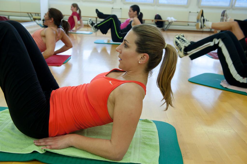 Welche Bauchmuskeln spürst du jetzt?