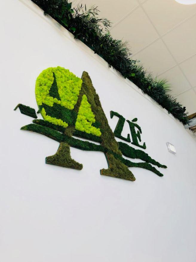 Logo végétal (AZE)