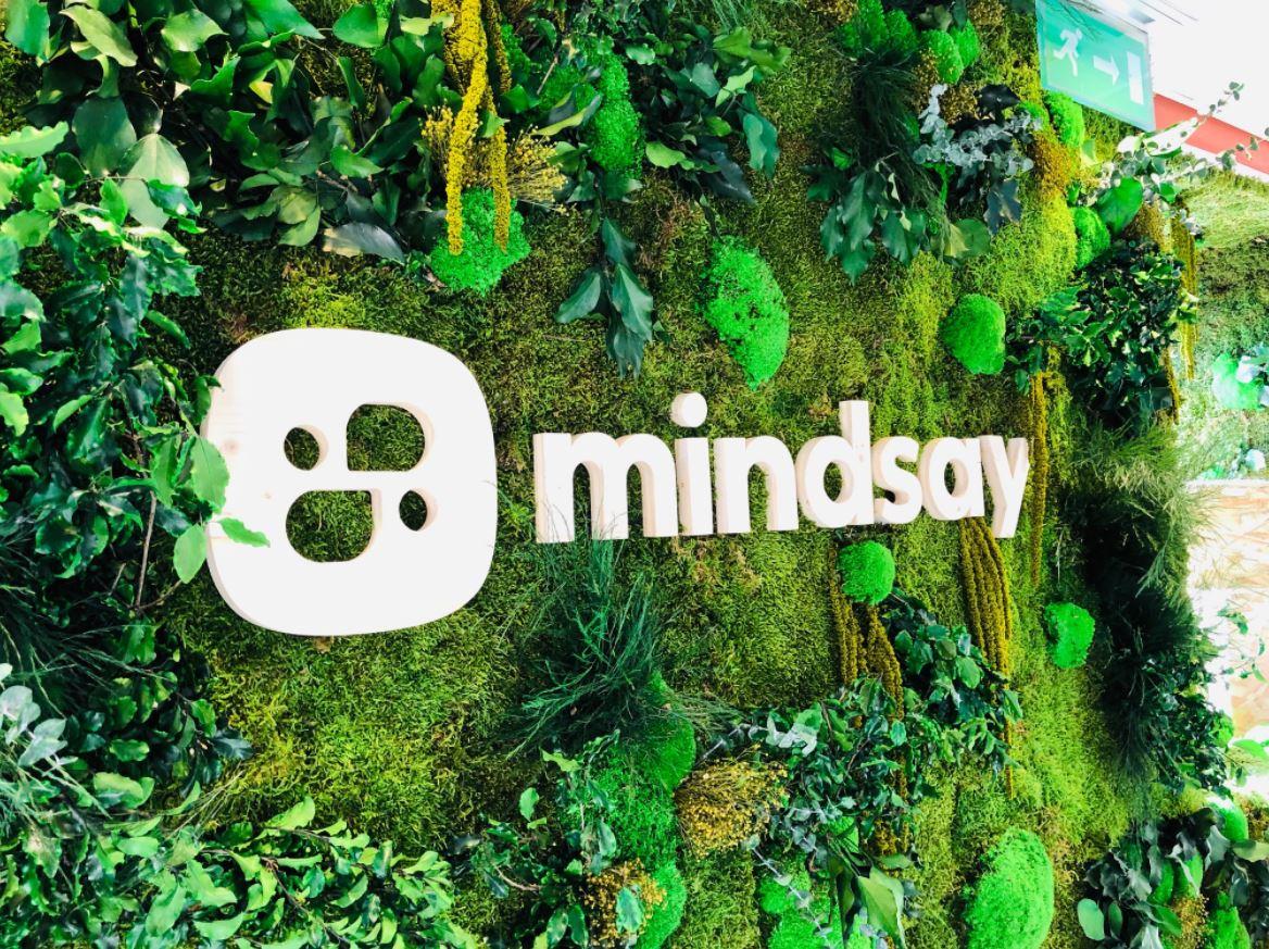 Mur végétal gamme relief (MINDSAY)