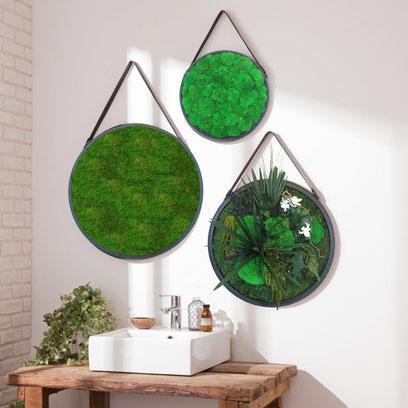 Tableau vegetal stabilisé