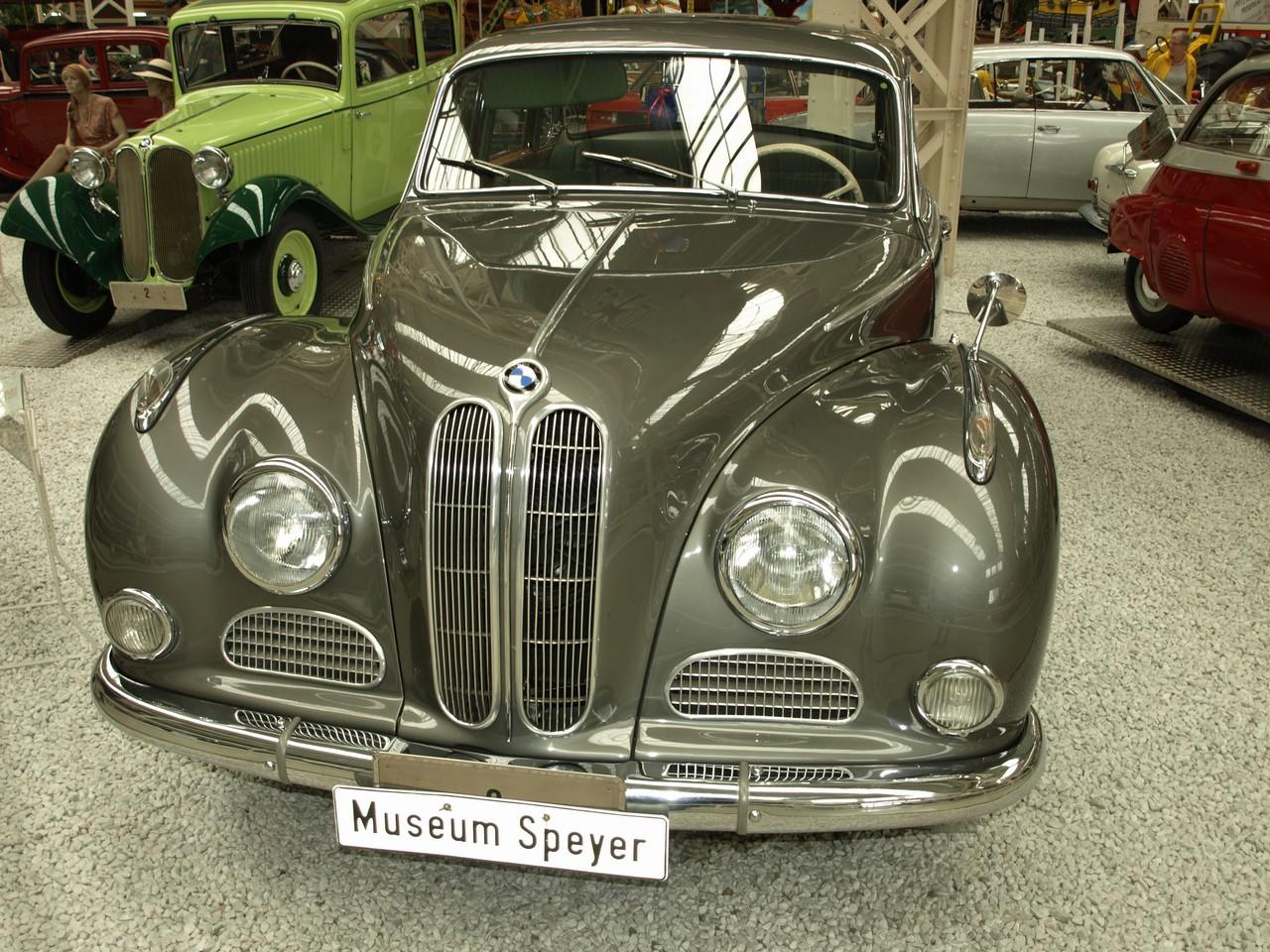 Certains ont visité le musée de la technique de Speyer.
