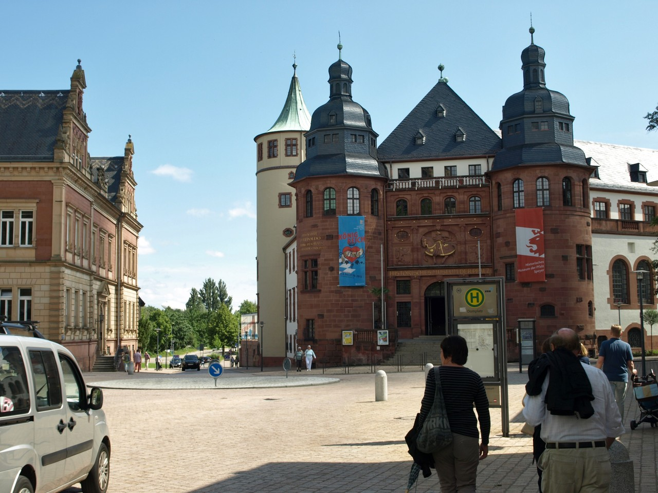 Le musée de Speyer.