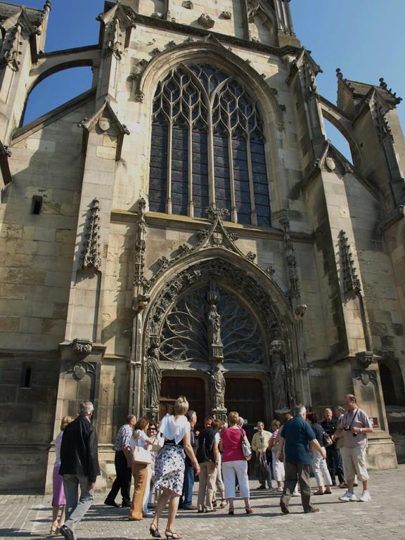La Basilique Saint-Remi.