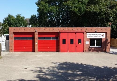 Feuerwehrhaus Duhnen 2014