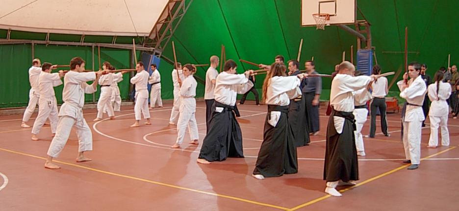Stage di Katori Shinto Ryu - 11 febbraio 2007