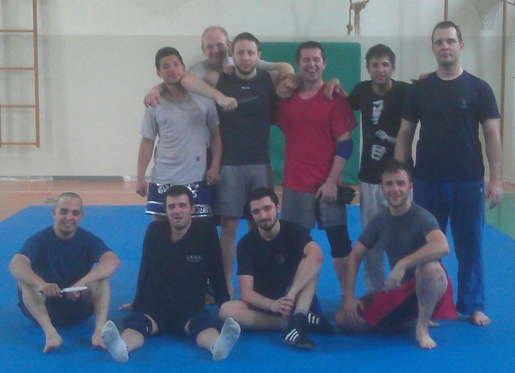 Mazzate Tribali Interstile - 17 giugno 2012
