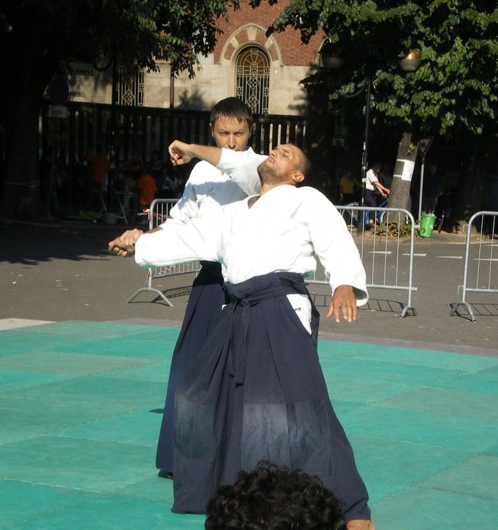 Piazza Visconti (Rho) - 13 settembre 2009