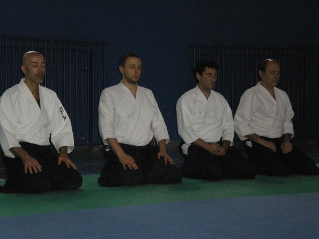 2009/2010 - ultima lezione con tanti ospiti graditi
