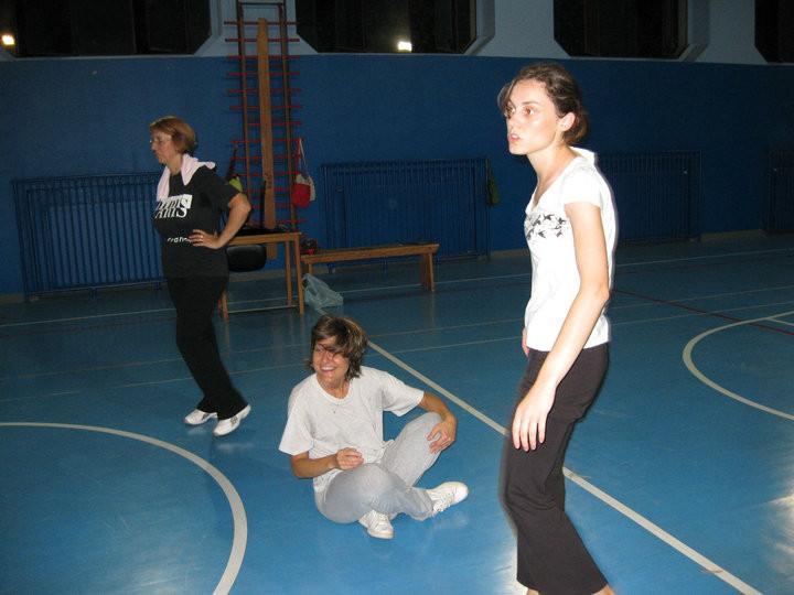 2009/2010 - 23 iscritti al 1° corso gratuito di autodifesa