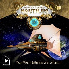 Die letzte Fahrt der Nautilus (1) - Rolle: Kapitän Nemo