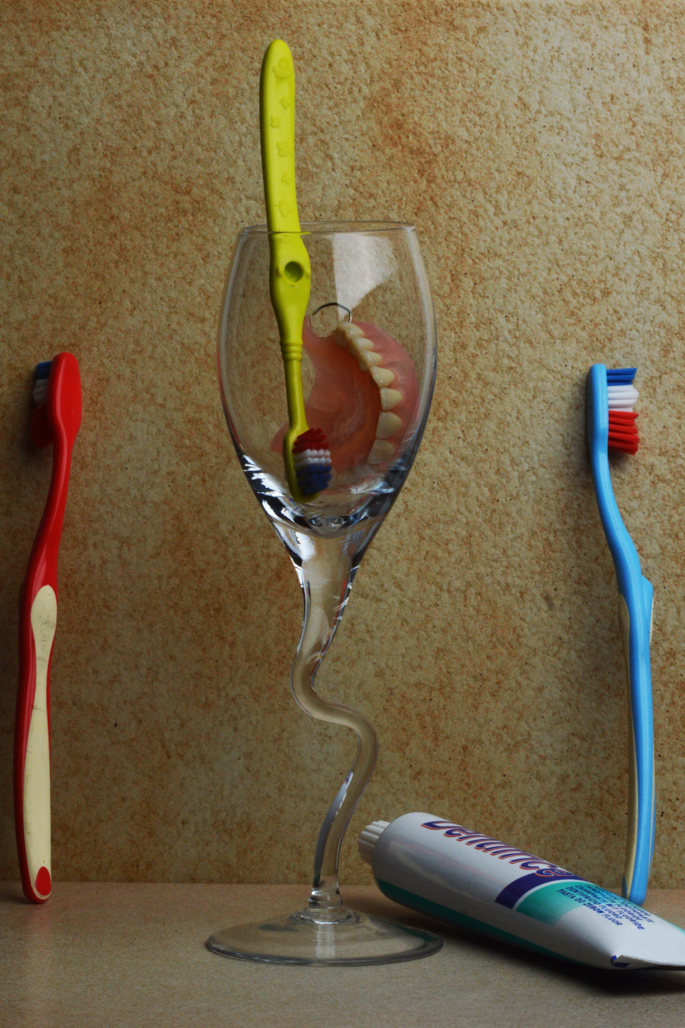 Brosse à dents © Gilbert