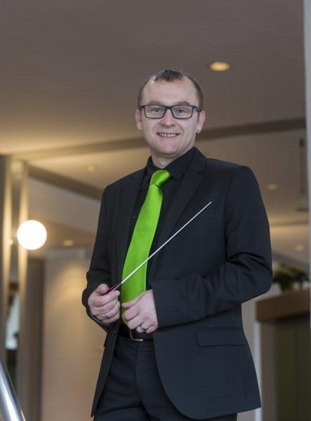 Dirigent Alexander Dreher