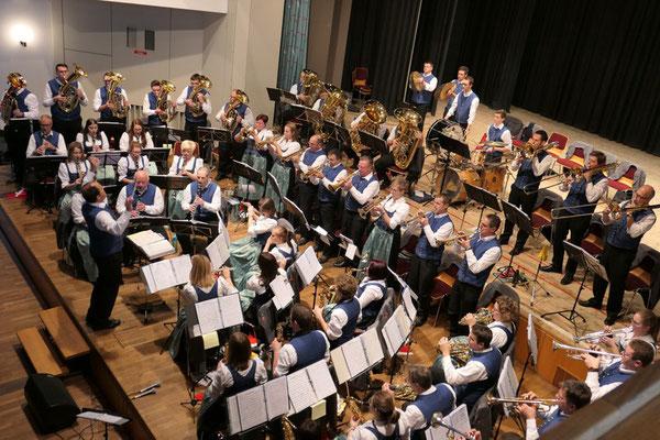 Kurfrühschoppenkonzert mit der Musikkapelle Reute-Gaisbeuren