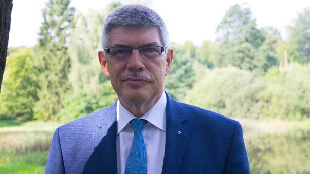 Landrat Manfred Görig.