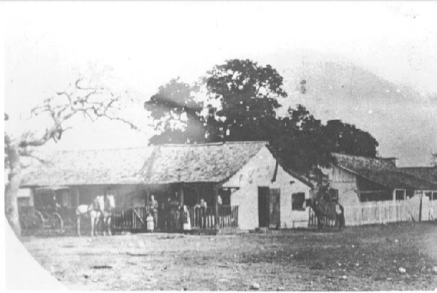Faltin Ranch, Comfort Texas ca. 1865