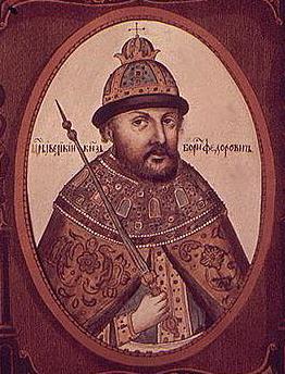 Zar Boris Godunow
