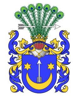 Wappen Bandrowski, Wappenstamm Sas