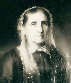Juliane Faltin, geb. v. Vietinghoff