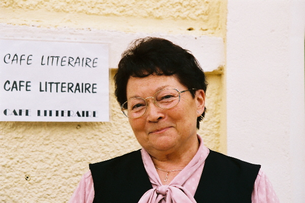 Josiane Betsch, Secrétaire du Syndicat d'Initiative Jouy/Les Loges en Josas