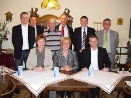 Neuer Vorstand des CDU-Ortsverband Dürwiß