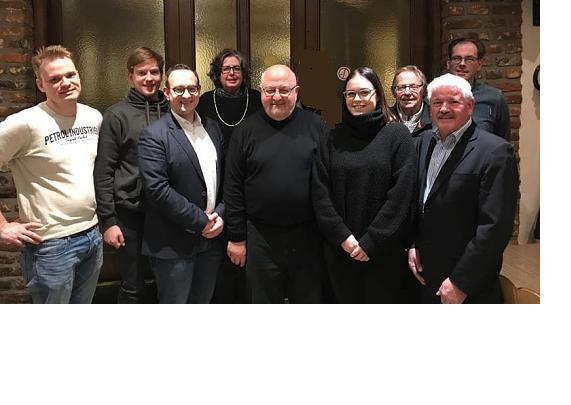aktueller Vorstand OV-Mitte (Stand 17.04.2018) es fehlt: Julia Bach