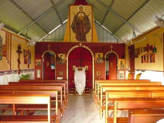 Chapelle Notre Dame des Grâces, Martinique