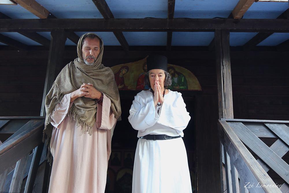 """5 - PHILOCALIE ET HESYCHASME - """"Comment faire notre salut ?"""" Saint Jean Cassien et saint Séraphim vont répondre..."""