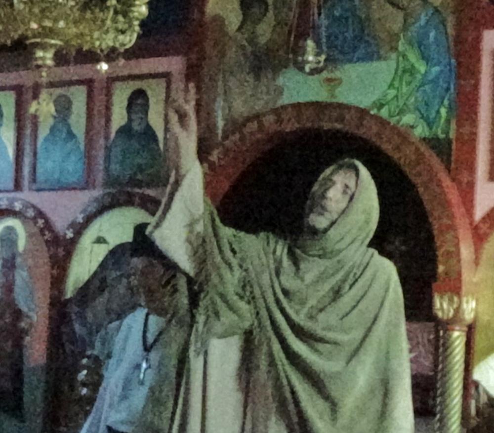 5 - PHILOCALIE ET HESYCHASME - ...et sainte bénédiction !