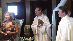 Ordination à la prêtrise de Daniel (Bellanger) - 23 Sept 2018.