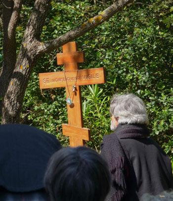 """""""Mémoire éternelle"""" à +Mgr Vigile pour le 8° anniversaire de sa Naissance au Ciel."""