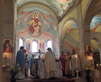 Liturgie du Collège Plénier de l'E.O.F. - Avril 2015