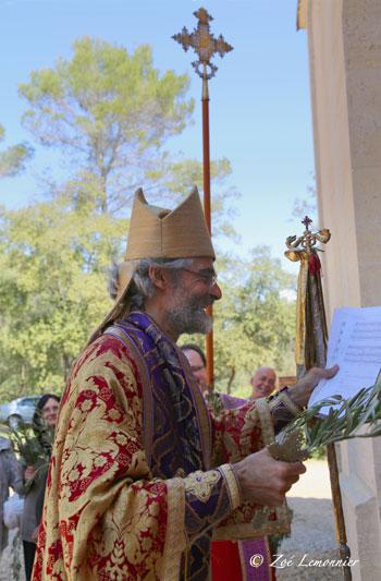 Dimanche des Rameaux... Entrée du Christ à Jérusalem.